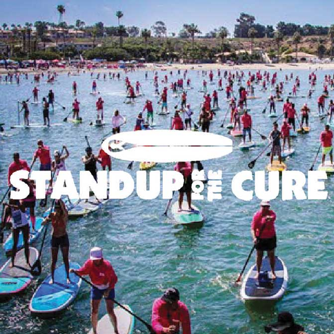 Stand Up for the Cure Event