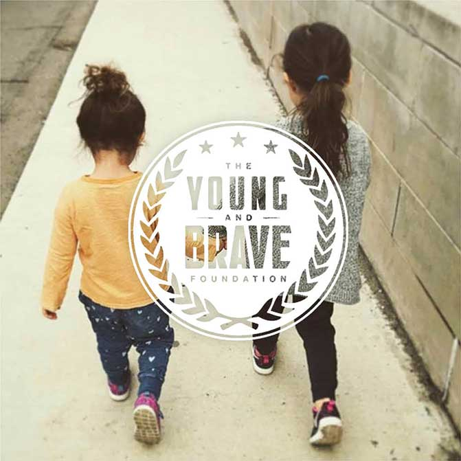 Young and the Brave Foundation Partner