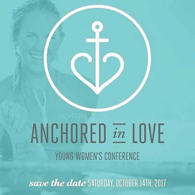 Anchored in Love event