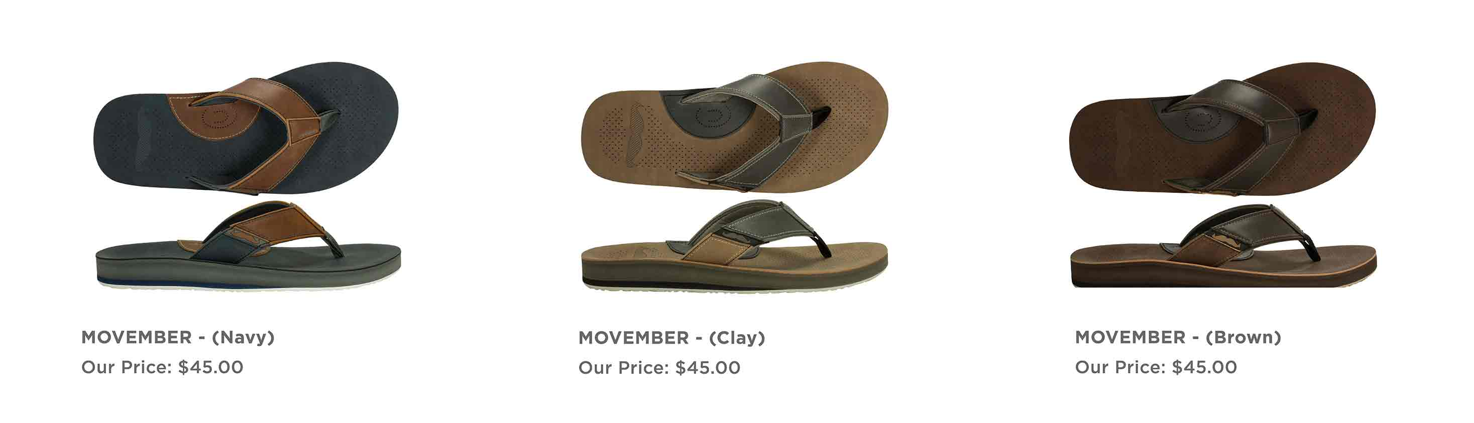 ad2a89c03171 50% of sales will be donated to the Movember Foundation.