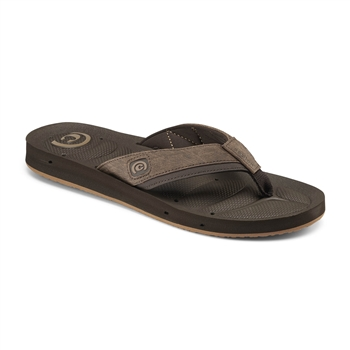 Cobian®  Draino™ 2- Chocolate Men's Sandal