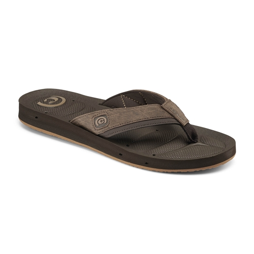 Cobian  Draino 2- Chocolate Men's Sandal