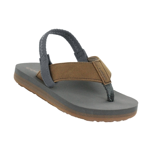 Cobian® Floatie™  - Tan Boy's Infant Sandal
