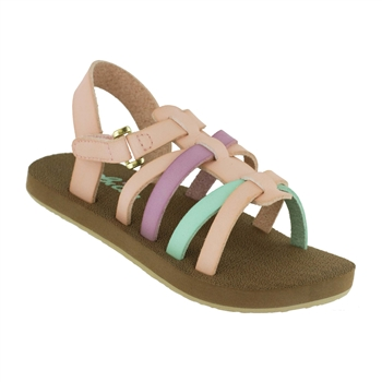 Cobian Sophia - Multi Girl's Infant Sandal