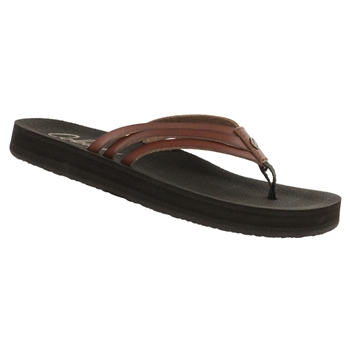 Cobian Trinity - Brown Women's Sandal