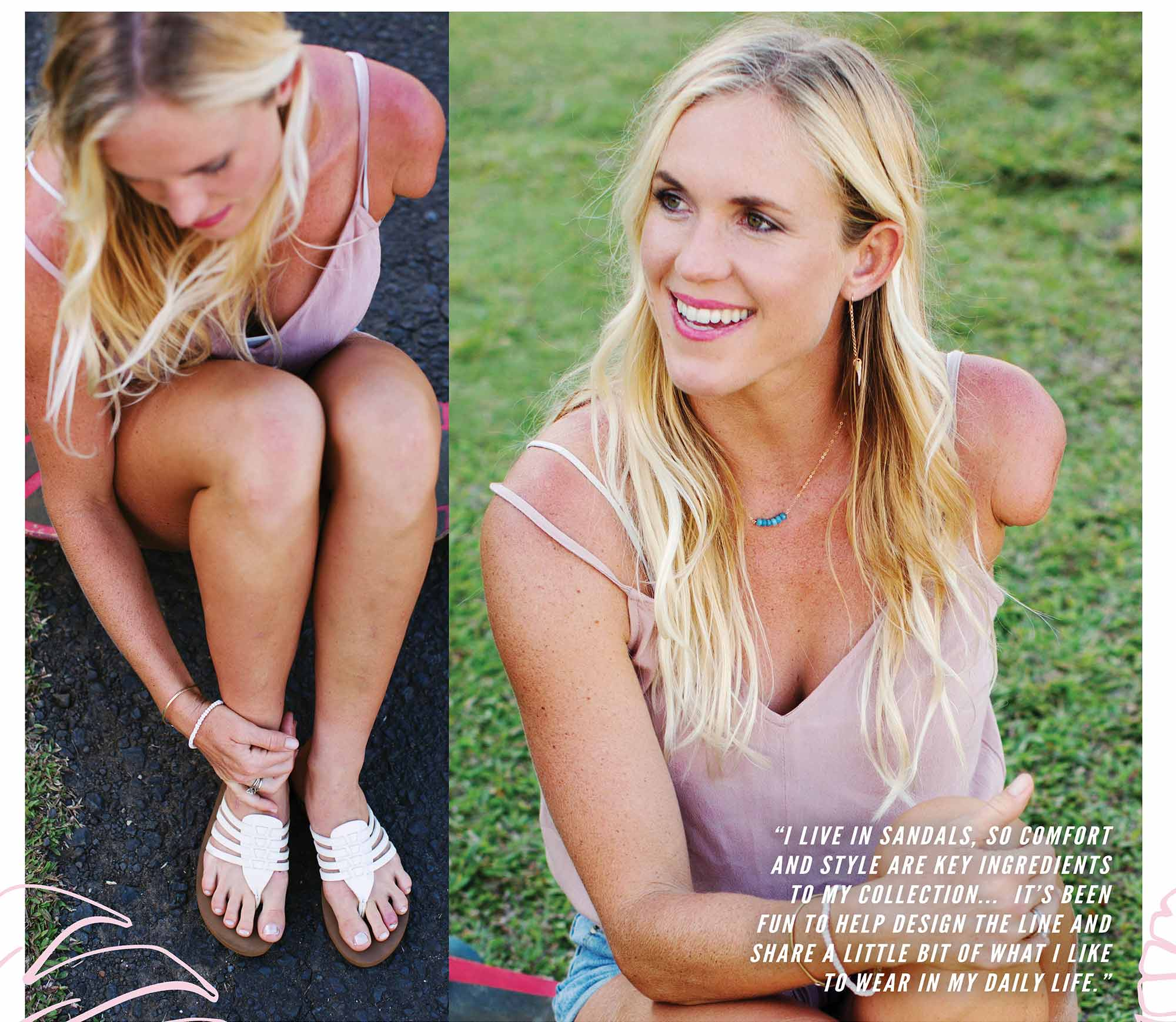 Bethany Hamilton button