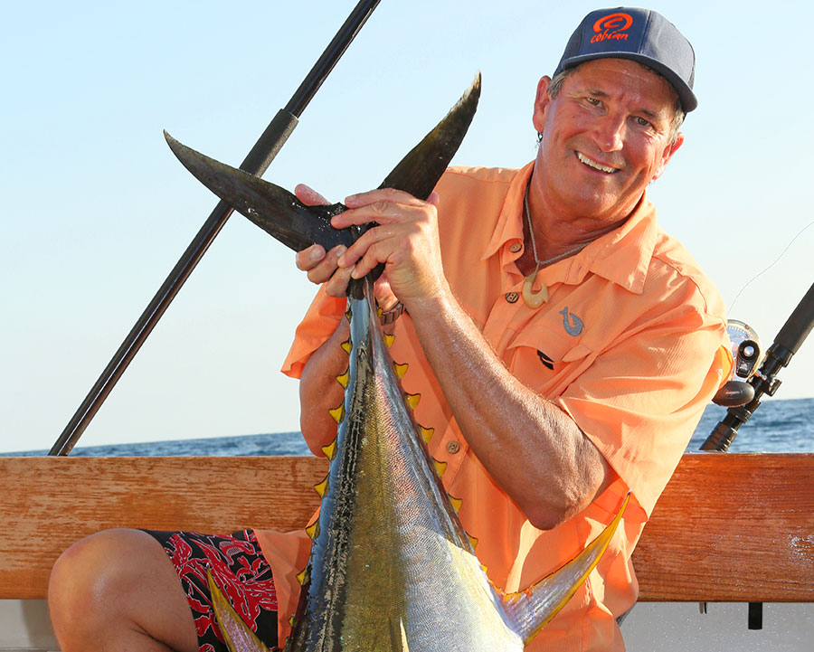Bill with fish