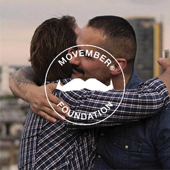Movember Foundation Partner