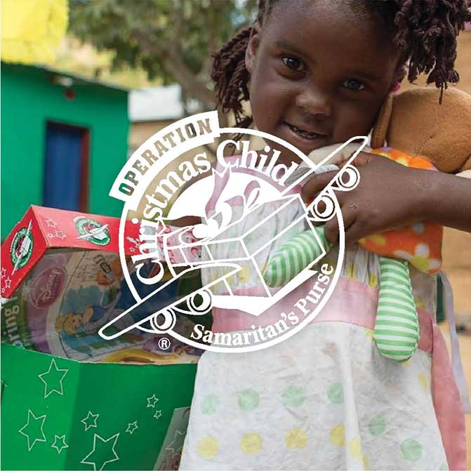 Operation Christmas Child Partner